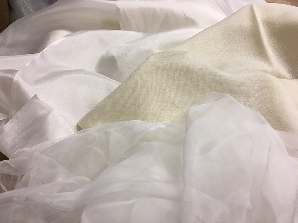 Characteristics of Natural Silk