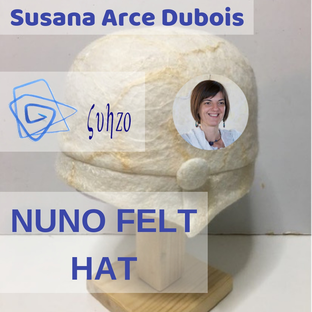 Nuno Felt Hat – Presentation in the Costume Museum