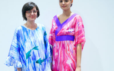 Sustainable Fashion: Suhzo with AMSE in MOMAD